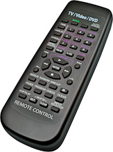 Do you experience difficulty using the controls for your TV?