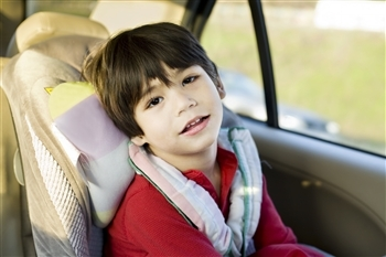 Does your child require a specialised car seat?