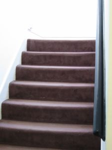 Is there a staircase in your home?