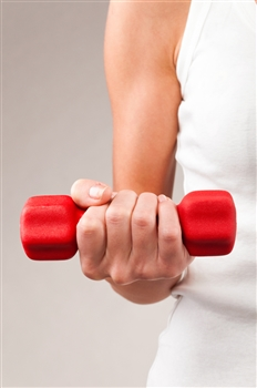 Do you lack strength in your hands or arms?