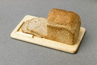 Hardwood Bread Board