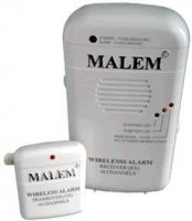 Malem Wireless Enuresis-wetness Alarm
