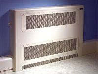 Low Surface Temperature Radiator Guards