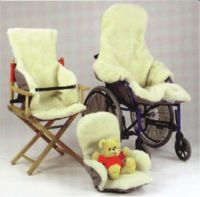 Burnett Pushchair Supports