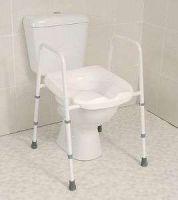 Mowbray Stacking Toilet Frame & Seat