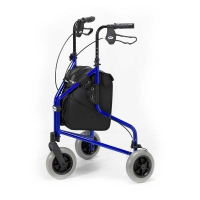 Lightweight Aluminium Tri Wheel Walker