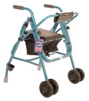 Uniscan A-frame Adjustable Rollator