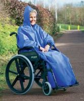 Wheelchair Koverall With Sleeves