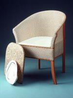 Wickerwork Commode