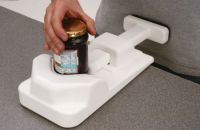 Belliclamp Jar & Bottle Opener