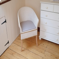 Derby Basketweave Commode