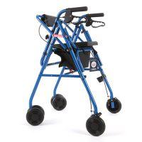 Glider Plus Adjustable Rollator