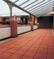 Spartan Porous Concrete Promenade Tiles