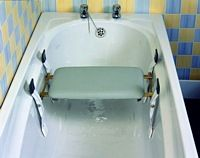 Rentwood Padded Bath Seat