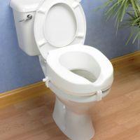 Taunton Raised Toilet Seat