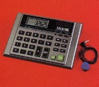Talking Calculator With Earphone