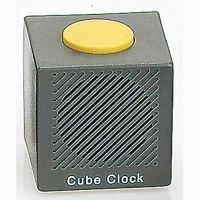 Talking Cube Clock