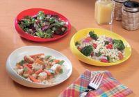 GripWare Plastic Scoop Dish