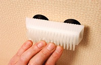 Economy Suction Brush