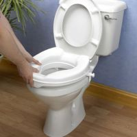 Savanah Raised Toilet Seat