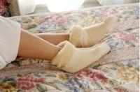 Fleece Bed Socks