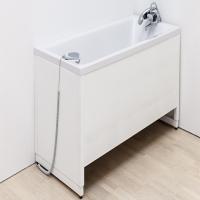 Mobil Flex Height Adjustable Bath