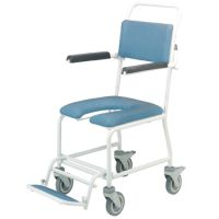 Paisley Gap Front Shower Chair