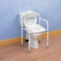 Uni-frame Folding Toilet Frame