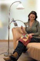 Ultimate Height Adjustable Floorstanding Lamp
