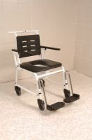 Attendant Controlled Combi Commode Shower Chair