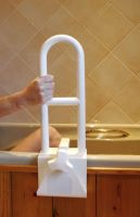Deluxe Bathtub Grab Rail