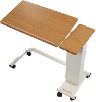 Wembley Height Adjustable Table With Tilting Top
