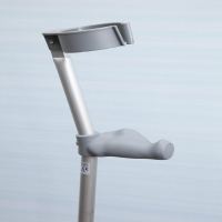 Ergonomic Double Adjustable Crutches
