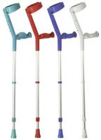 Soft Grip Comfort Handled Crutches