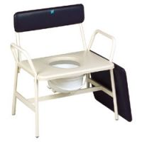 Bariatric Commodes With Arms And Legs