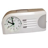 Time Flash Analogue Alarm Clock