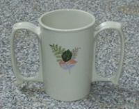 Secure Grip Two Handled Mug