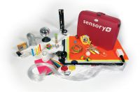 Sensory-in-a-Suitcase
