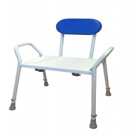Danish Shower Seat With Detachable Back