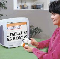 Max Portable Electronic Magnifier