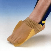 Foxy Plastic Sock-stocking Aid