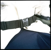 Wheelchair Lap Belt