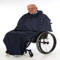Waterproof Wheelchair Cape