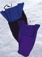 Pull On Warmlined Waterproof Wheelchair Cosy Toes Snug