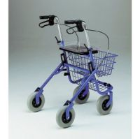 Roma Safety Walker 4 Wheel Rollator