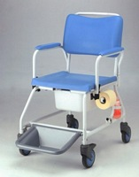 Atlantic Commode Shower Chair