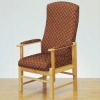 Shetland High Back Chair