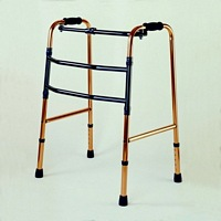 Deluxe Folding Walking Zimmer Frame