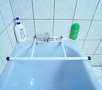 Bath Tap Rail