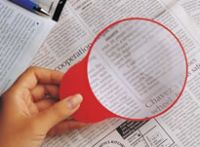 Shape Reading Magnifier